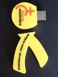 USB-Stick Yellow Ribbon_