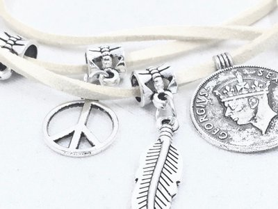Ibiza wrap bracelet